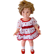 Shirley Temple Ideal Doll 1972