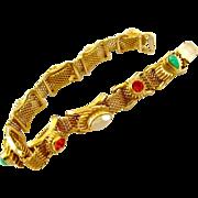 Florenza Slide Mesh Bracelet