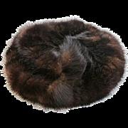 Vintage Schiaparelli Russian Fur Hat