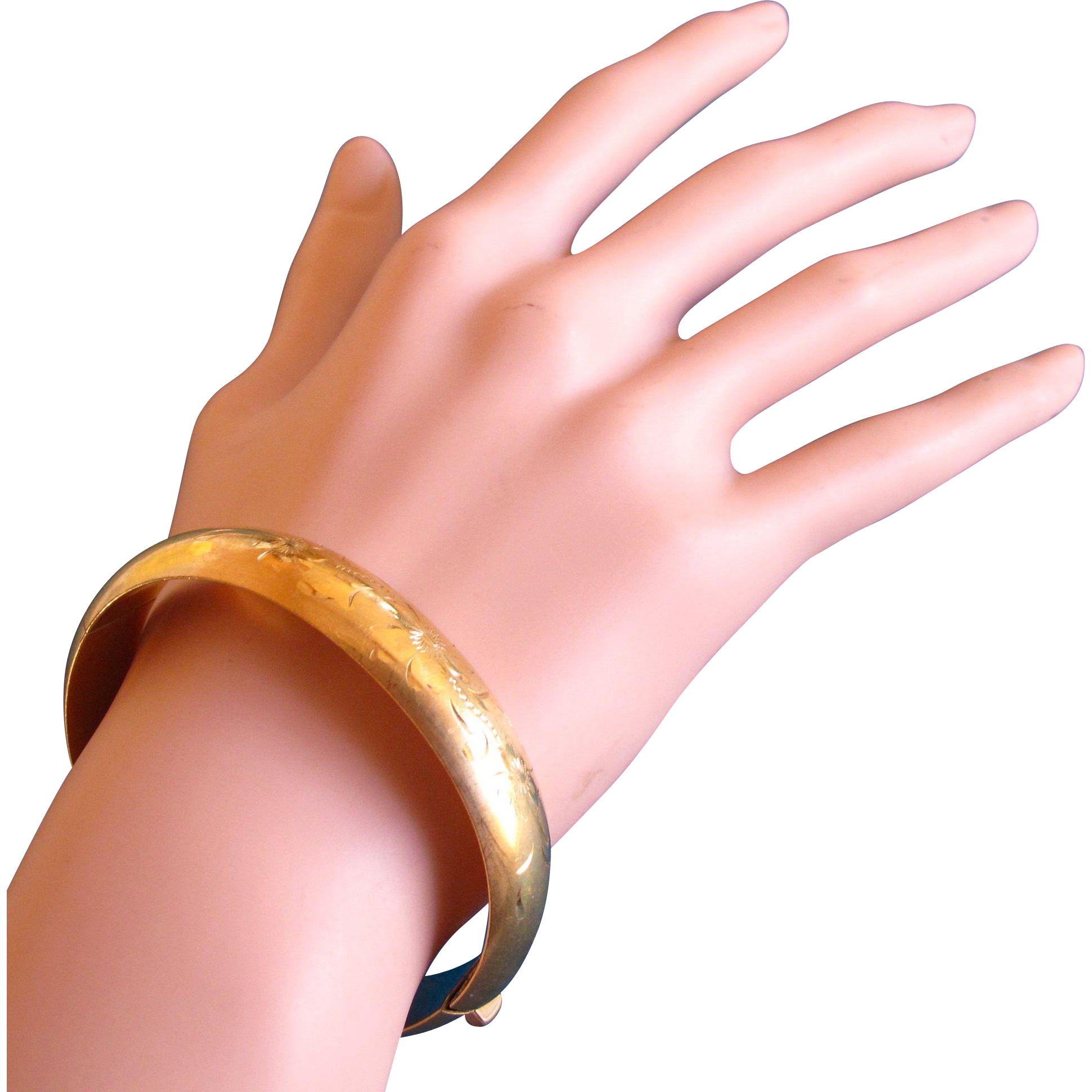 save bangle lyst in gold rose designer effy fullscreen view bracelet jewelry metallic bangles