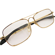 Vintage Eyeglasses 20/000/12K Gold Filled Frames