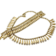 Vintage Parklane Necklace and Bracelet Demi-Parure