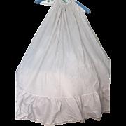 1950's Full Crinoline White Slip