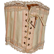 Antique Doll Corset in Original Box