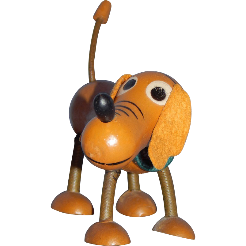 "7"" Fun-E-Flex ""Pluto The Pup"""