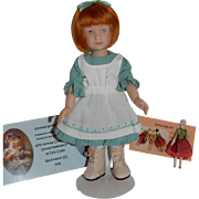 "67th Annual Convention Doll, ""Kindred Spirits Emily"""