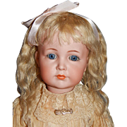 "Antique 22"" K * R 117A ""Mein Liebling"" Character Child"