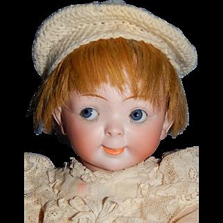 """14"""" Kestner #165 Googlie Toddler"""
