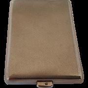 Asprey London Sterling Silver Box 1930