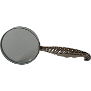 Antique English Sterling Silver Hallmarked Magnifying Glass 1899