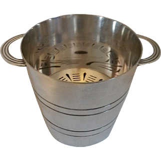 Elkington Silver Plated Ice or Wine Bucket