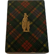 Scottish Tartanware McBeth Box