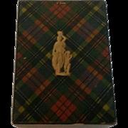 Scottish Tartanware McBeth Box