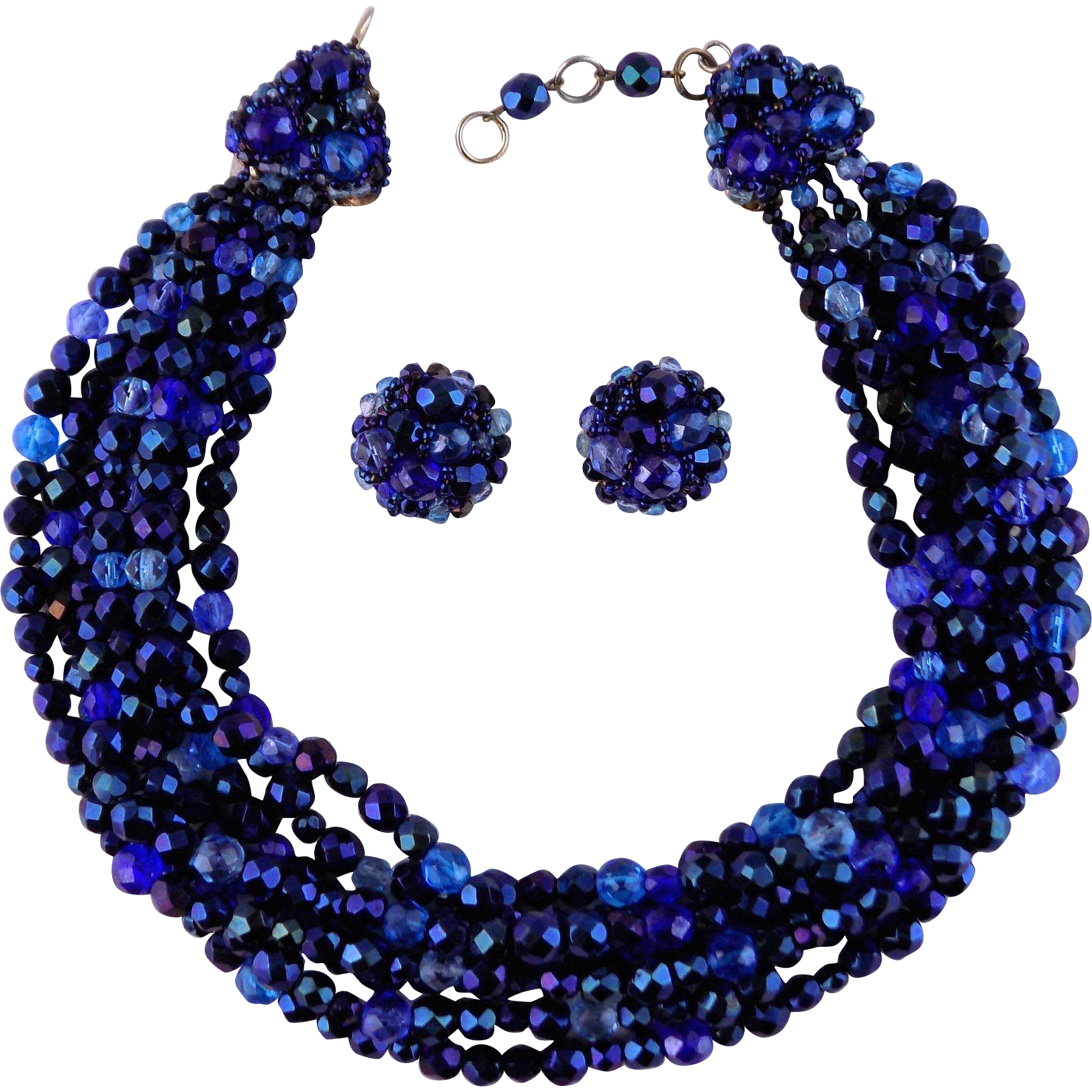 Coppola e Toppo Shades of Blue Necklace
