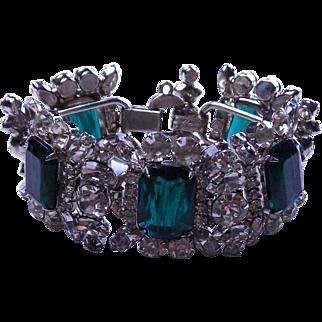 JULIANA (D&E) Flawed Emerald Bracelet