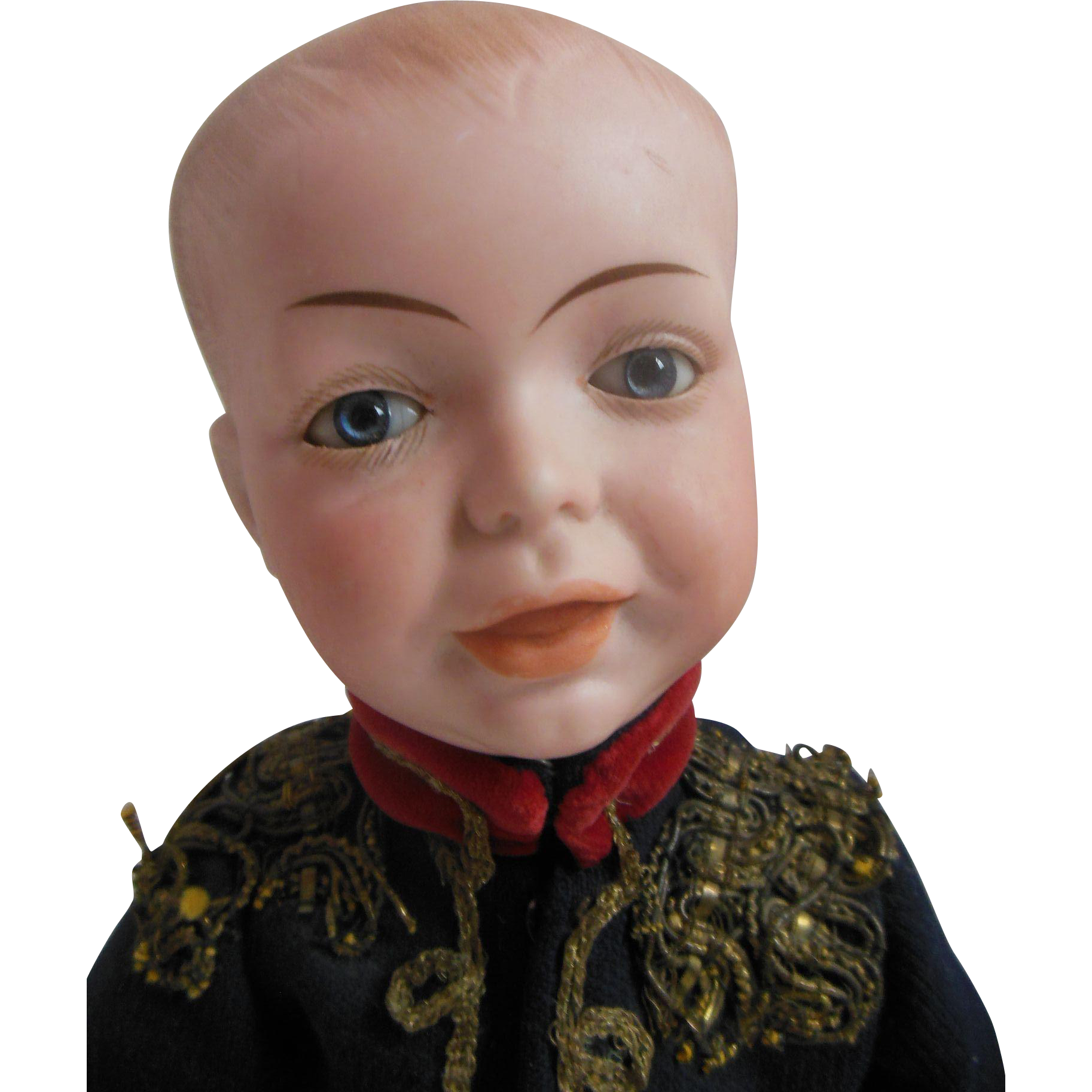 SFBJ 226 French Character doll 15 inch