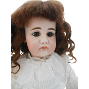 Beautiful Closed Mouth SH 949 Simon Halbig doll 18""