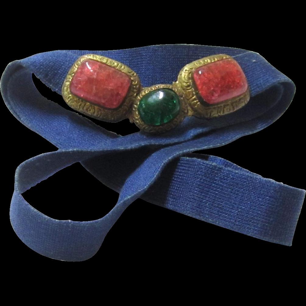 Rare, Original Chinese Mandarin's Belt, c1880