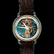 Bulova Accutron Spaceview Wristwatch, 1970
