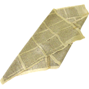 Exceptional Chinese Cheat's Handkerchief for Aspiring Official, mid-19th Century