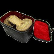 Naval Officer's Boxed Epaulettes (Dress & Rank), Australian, late 19th Century