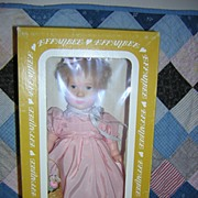 Effanbee All Original in Box Flower Girl #1028