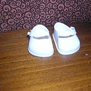 Ginnette White Shoes