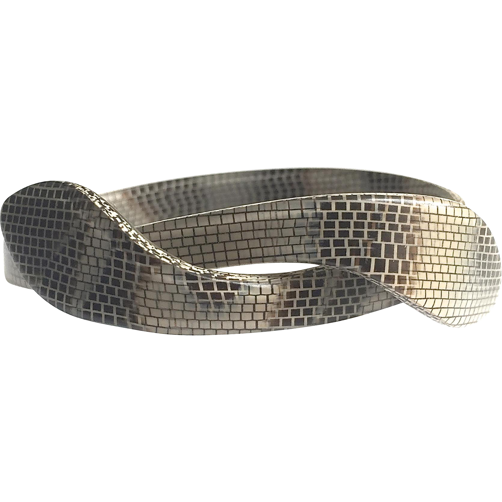Lea Stein French Snake Bracelet