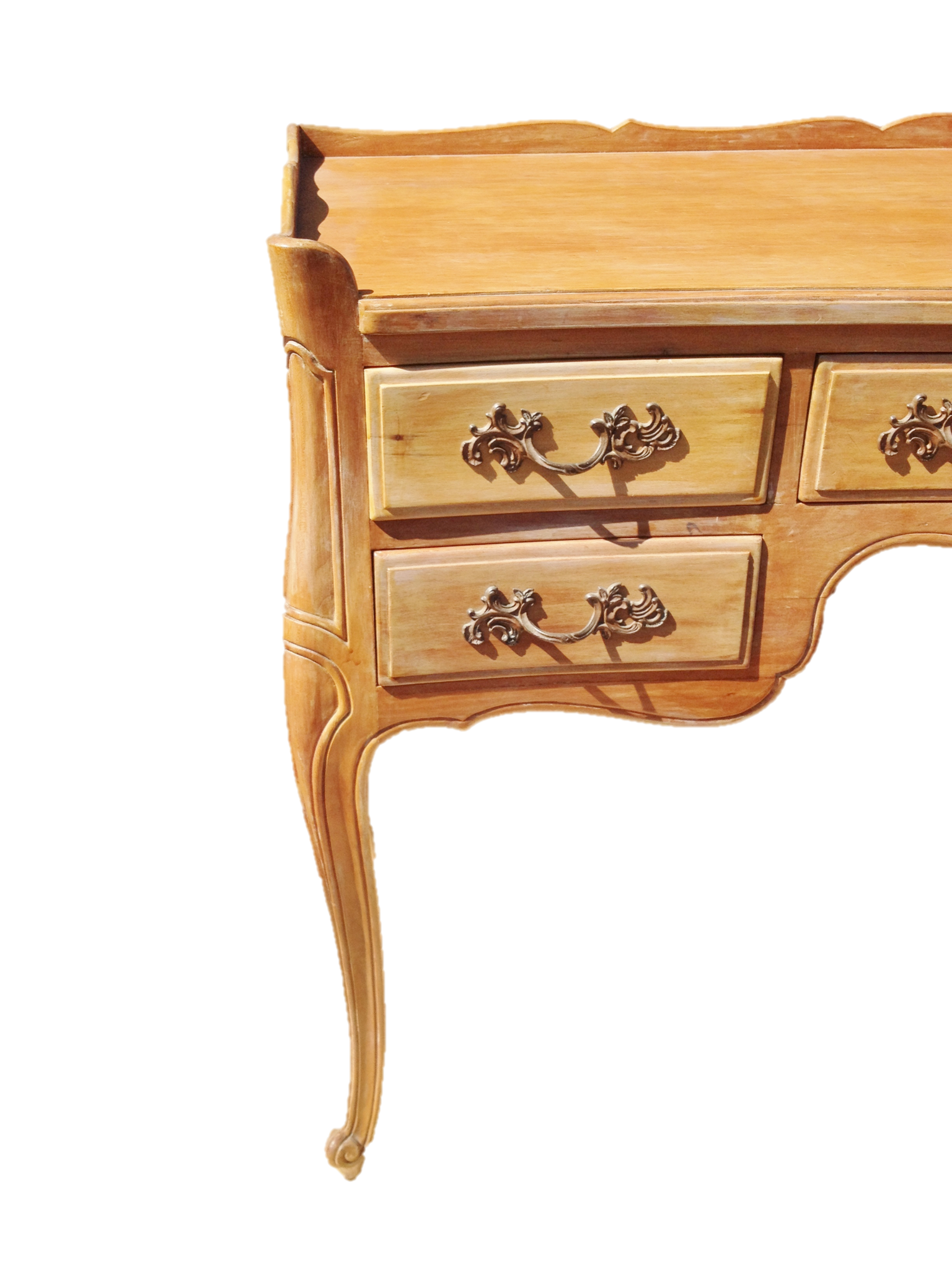 Vintage Widdicomb French Writing Table Desk From