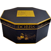 Vintage Dobbs Fifth Avenue Hat Box