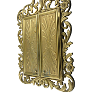 Sarah Coventry Jewelry Cabinet