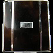 Signed RONSON Vintage Cigarette Case