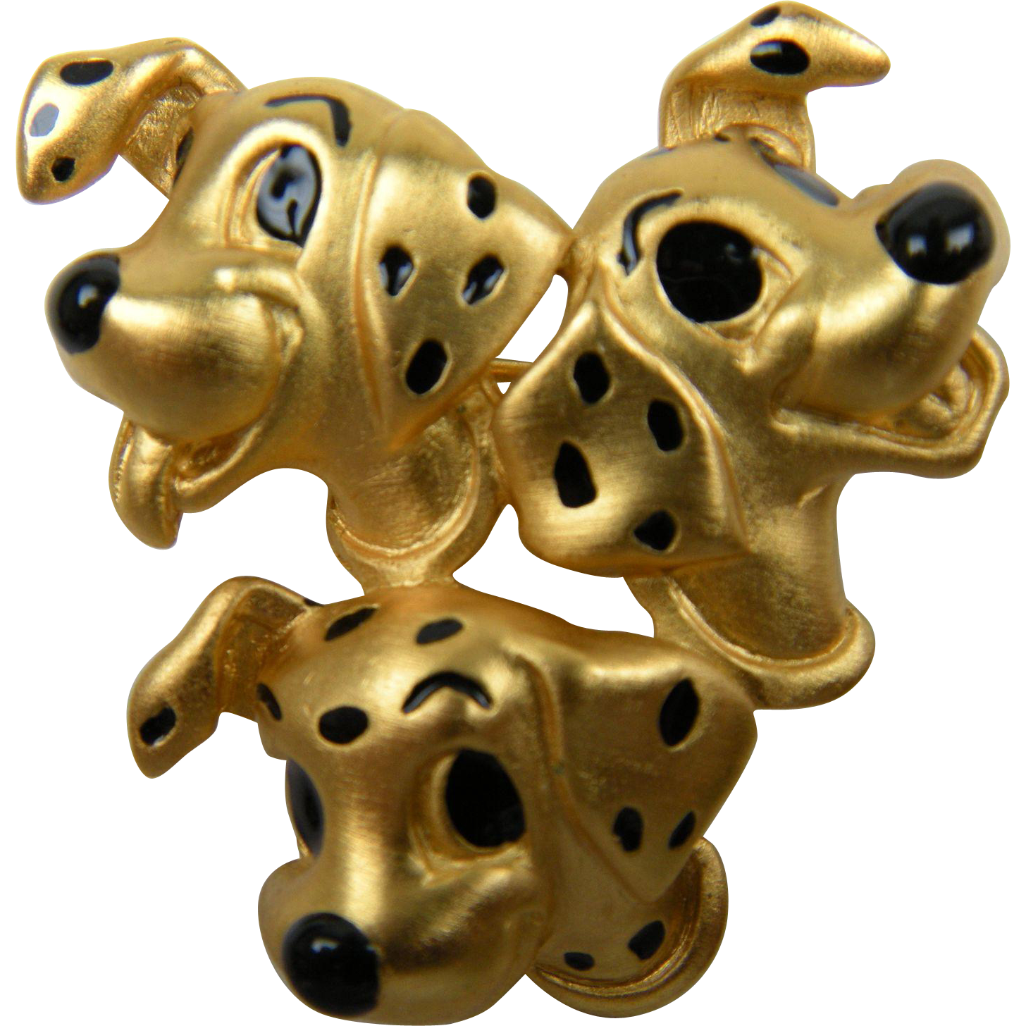 Napier Disney Brooch 101 Dalmations