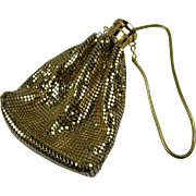 Amazing Mesh Purse with Expandable Top