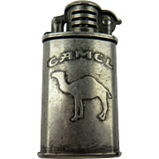 Signed CAMEL Cigarette Lighter