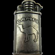 Signed CAMEL Cigarette Lighter