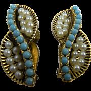 FLORENZA Clip Style Earrings