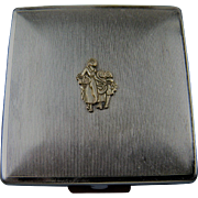 Signed Yardley of London Compact with Logo