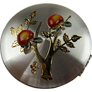 Signed Wadsworth Made in USA Apple Tree Compact