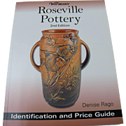 Roseville Pottery Identification and Price Guide by Warman's (2nd Edition)