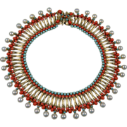 Rare Egyptian Revival Parure by Eugene