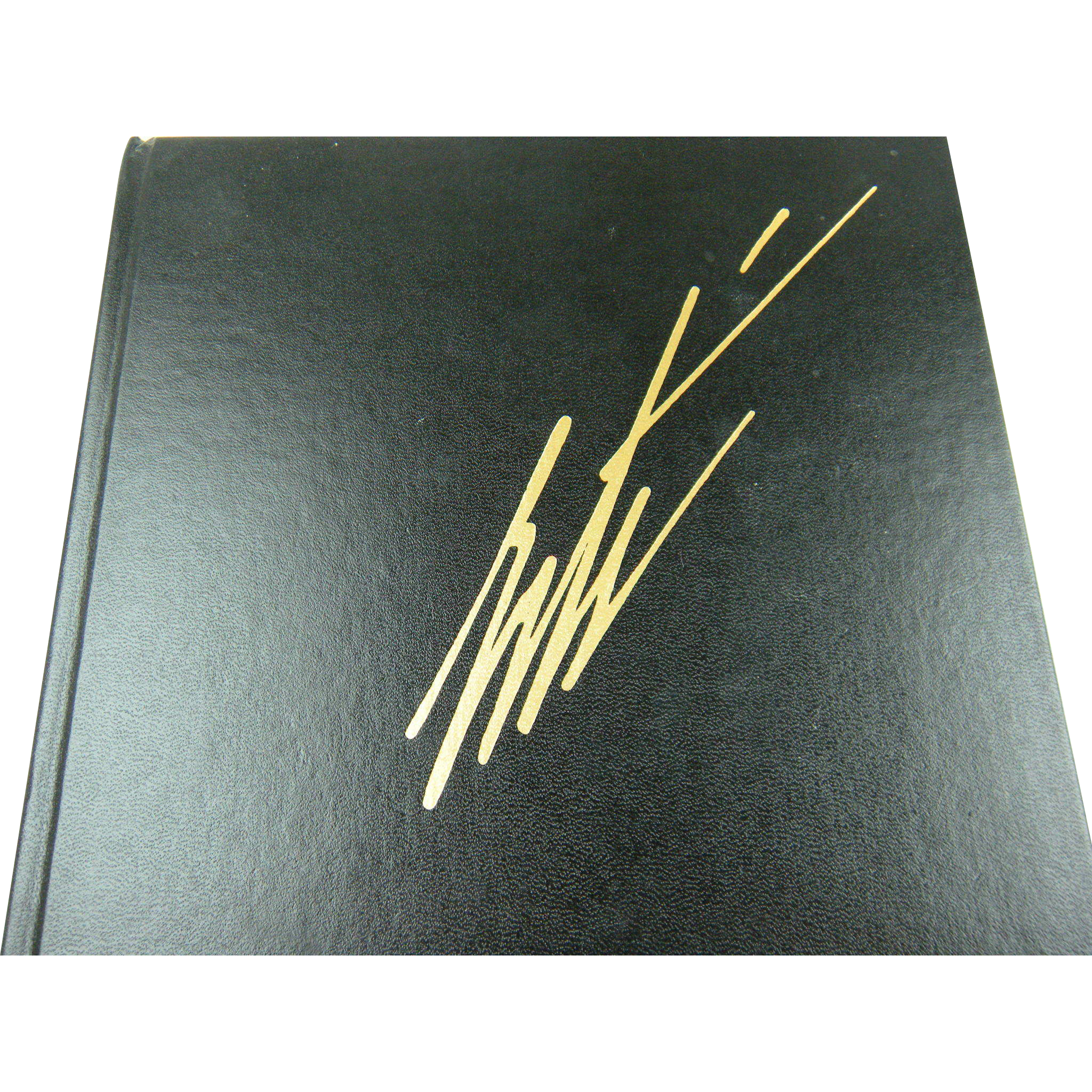 Erte' World Premiere Art Exhibition Catalog Signed by the Artist and Numbered