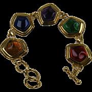 Signed AVON Caprianti-Style Bracelet