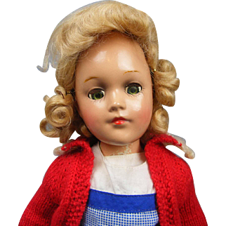 "A Lovely 15"" Mary Hoyer Composition Doll"