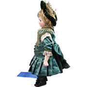 "On Sale! 12"" German Child Fashion UFDC Blue Ribbon Winner"