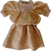 Antique Silk 2-pc. Bebe Dress