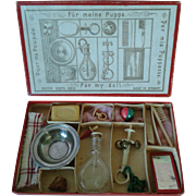 Antique Boxed Accessories for your Doll