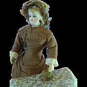 Antique Miniature Pin Cushion 1860's