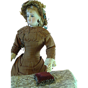 Antique Miniature Pin Cushion from the 1860's