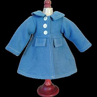 """Authentic Bleuette Coat """"Pratique"""" Gautier-Languereau"""